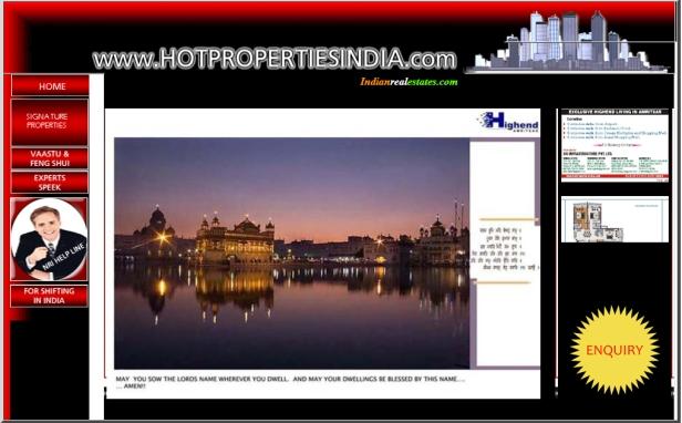 Hotpropertiesindia
