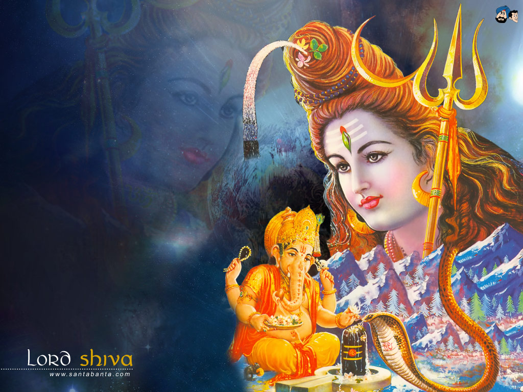 Lord Shiva Hd Wallpapers: Knowledge 'N' Entertenment