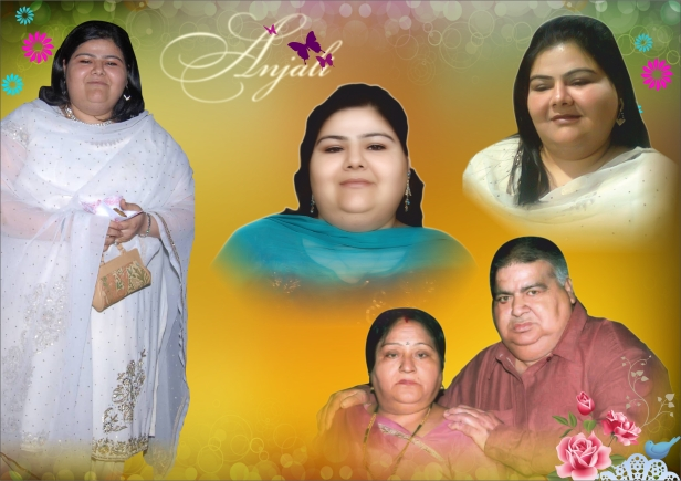 Anjali Poster