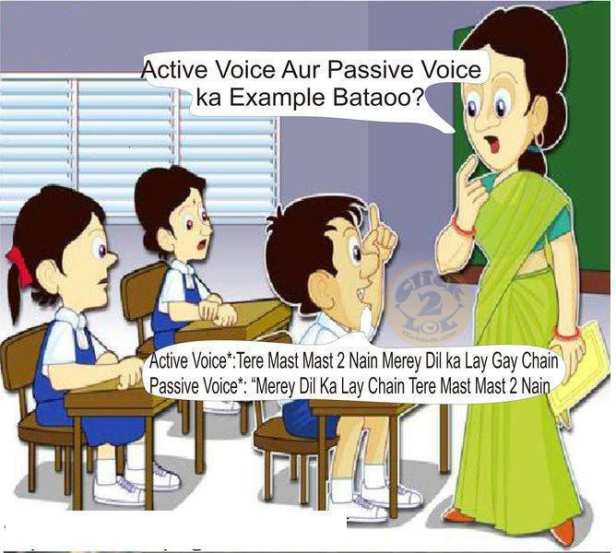 active-passive-voice-example