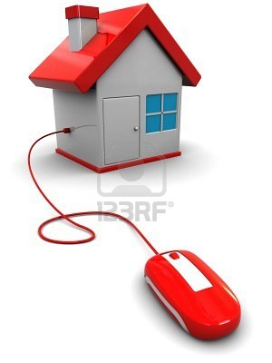6793271-3d-illustration-of-computer-mouse-connected-to-house-home-control-concept