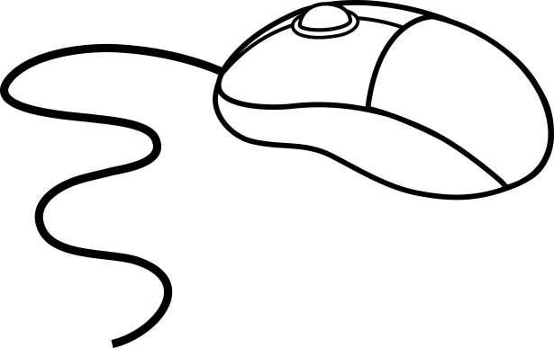 computer_mouse_lineart