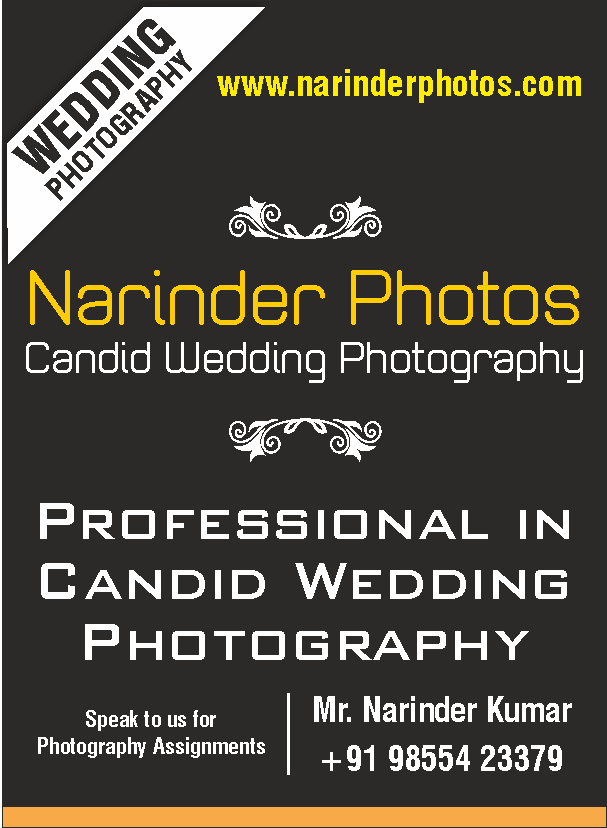 Narinder candid photography Chandigarh, Mohali, Panchkula Ad 3