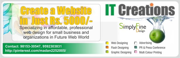 Website in Just Rs. 5000