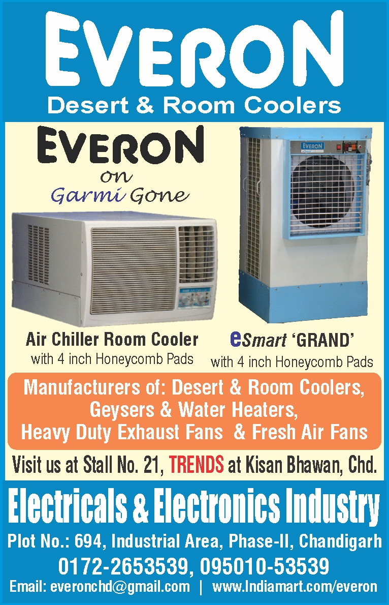 Everon Desert and Room Coolers