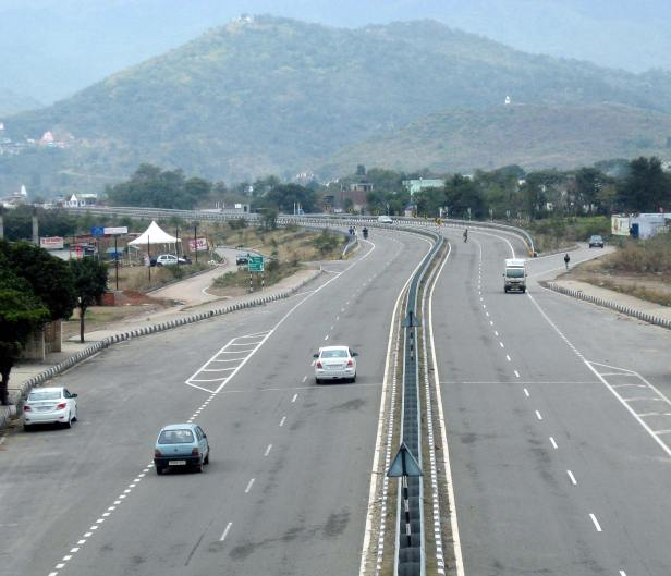 Kalka Parwanoo Highway