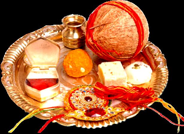 Raksha Bandhan PNG Madangfx Puja thali 2