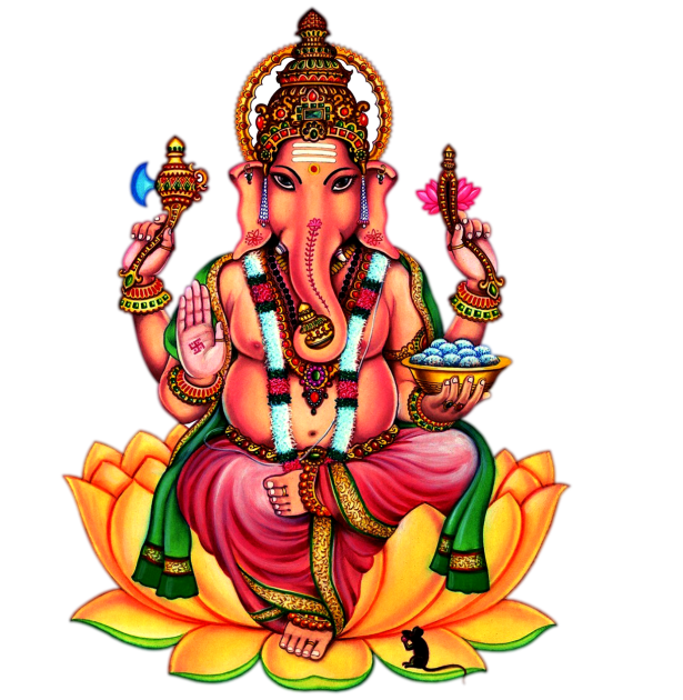 Indian Wedding Png Vector Transparent Indian Wedding: Ganesh Chaturthi Poster With Png