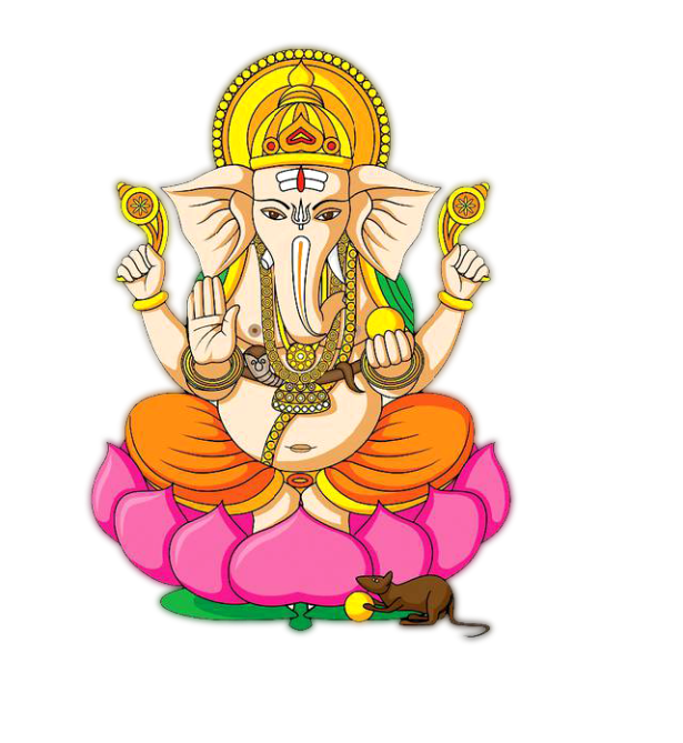 hindu_god_ganesha_clipart_five